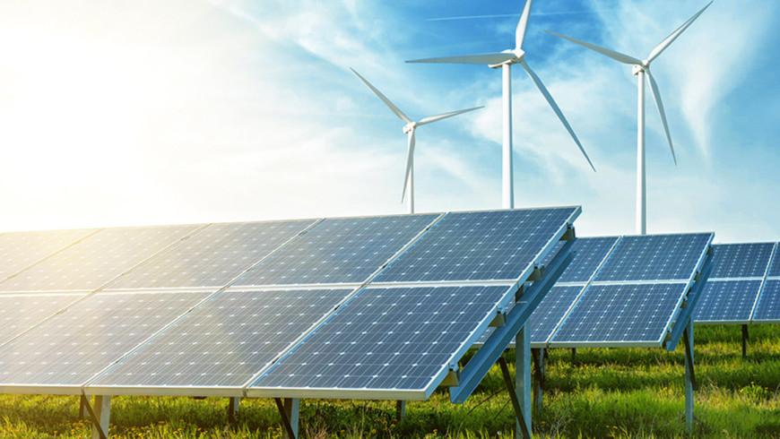 Hybrid (Solar & Wind) Energy